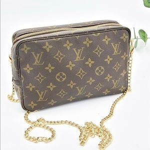 Sold ❤️Louis Vuitton crossbody pouch  Trousse 23